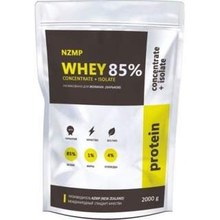 Whey Concentrate + Isolate 85% 2 kg