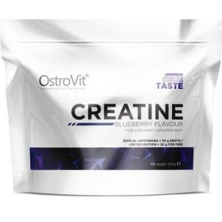 Creatine 500+50 gr Limited Edition