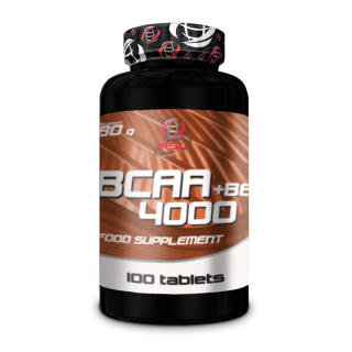 BCAA 4000 +B6 100 tabl (4000 mg/serving)