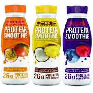Protein Smoothie 26 gr 8*330 ml protein/serv