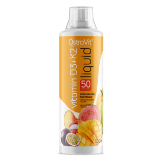 Vitamin D3+K2 Liquid 500 ml