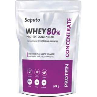 Whey Сoncentrate 80% 900 гр