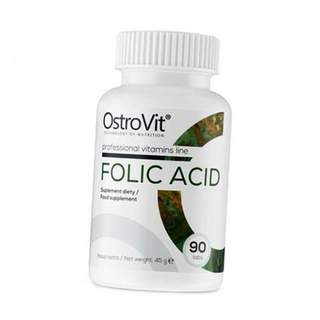 Folic Acid 90 tabl