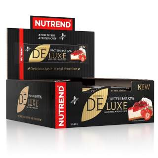 Deluxe Protein Bar 30% 60gr*12