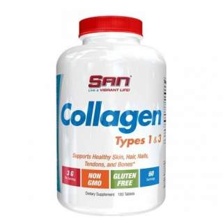 Collagen Types 1 & 3 180 tabl