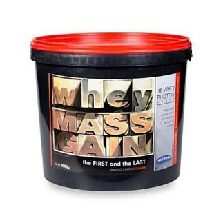 Whey Mass Gain (20 % protein ) 3000g
