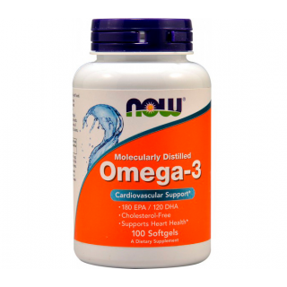 Omega 3 1000 mg 100 softgel