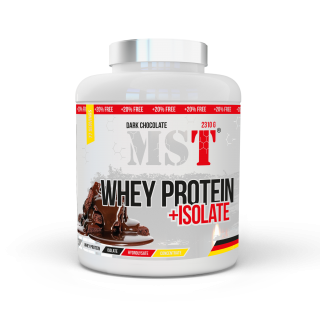 Whey Protein Isolate + Hydrolysate 2.3 кг