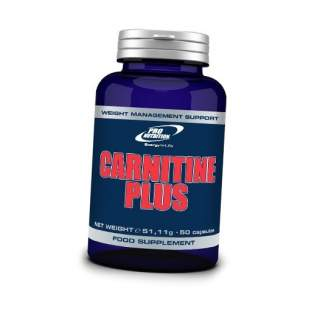 Carnitine Plus (500mg) 50 caps