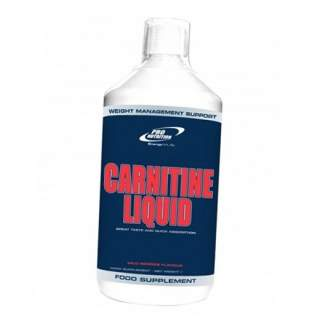 L- Carnitina concentrate 1000 ml